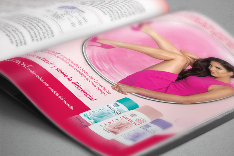 lactacyd magazine ads
